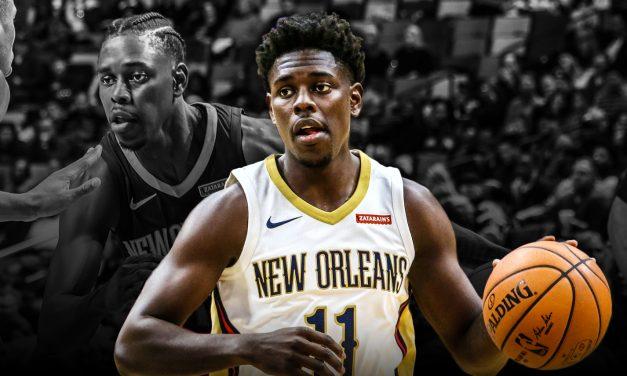 Jrue Holiday, el factor X de Pelicans para los Playoffs