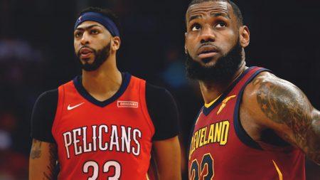Duelo entre dos de los candidatos a MVP de la NBA en los PlayOffs sin conferencias.