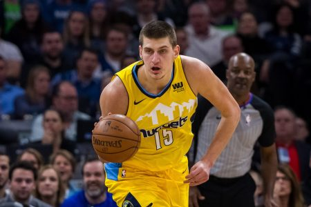 Nikola Jokic All-Star 2019