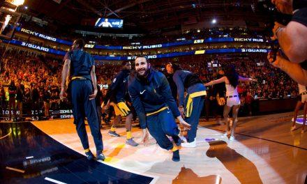 Los Utah Jazz, y Ricky Rubio, aseguran puesto en Playoffs