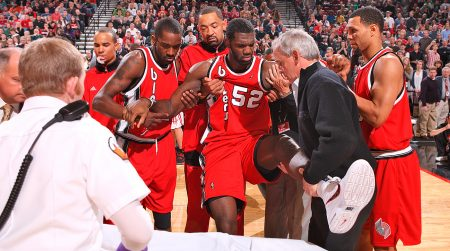 Brandon Roy y Greg Oden.