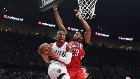 Playoffs NBA Conferencia Oeste: duelo de titanes entre Lillard y Davis.