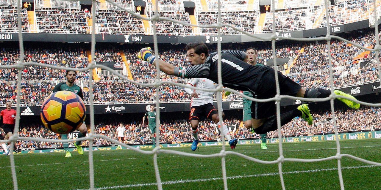 La Liga española, terreno difícil para los goleadores