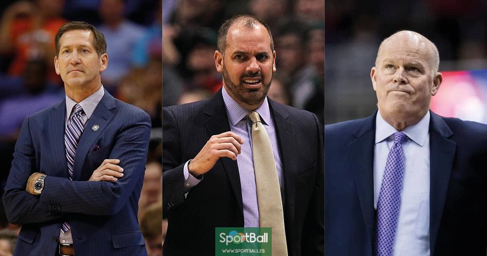Hornacek, Vogel y Clifford, despedidos.