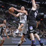 Los Spurs consiguen su 21º clasificación de forma consecutiva a playoffs