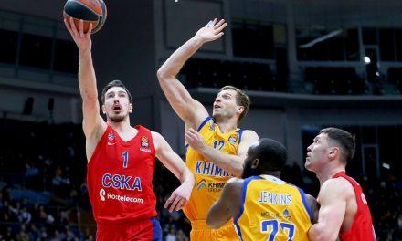 CSKA Moscu vs Khimki: claves y jugadores a seguir