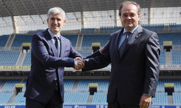 Roberto Olabe, nuevo Director de Fútbol de la Real Sociedad