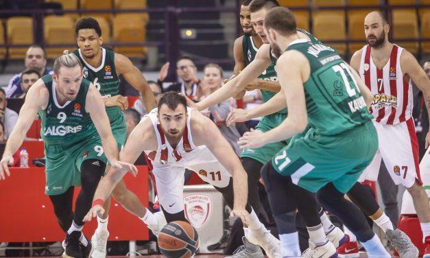 En busca de la tierra prometida: Olympiacos vs Zalgiris
