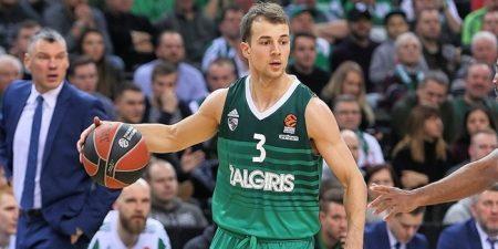 Olympiacos vs Zalgiris: Kevin Pangos es el catalizador del juego lituano - euroleague.com
