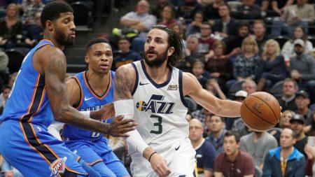 Playoffs NBA Conferencia Oeste: ¿podrá Ricky Rubio mantener el nivel en playoffs?