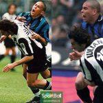La polémica sobre el famoso no penalti de Iuliano a Ronaldo sigue muy viva en el Inter.