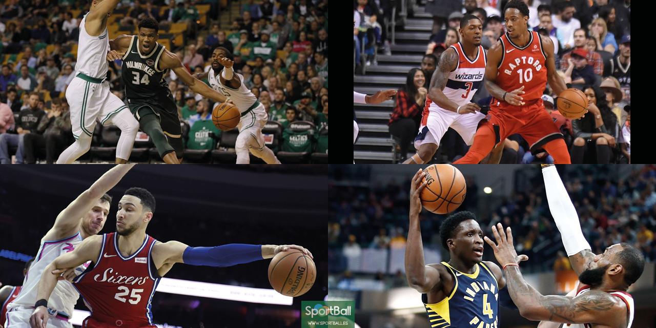 Playoffs NBA Conferencia Este.