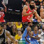 Playoffs NBA Conferencia Oeste.