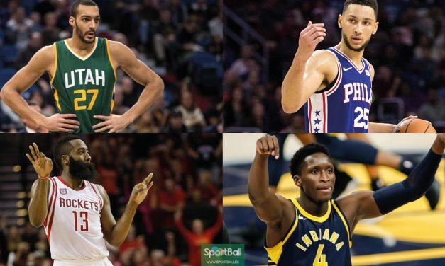 Repaso a los candidatos a los premios individuales NBA