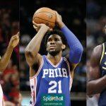 Mejores quintetos NBA 2018