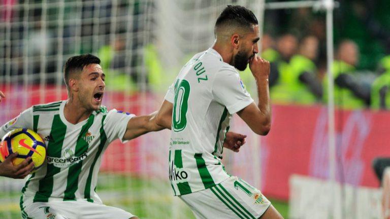¿Conseguirá Ryad Boudebouz demostrar su nivel en el Betis 2019-2020?