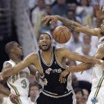 Los Spurs intentarán repetir lo hecho contra New Orleans Hornets en 2008
