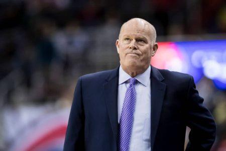 Steve Clifford ha dejado de ser entrenador de los Charlotte Hornets.