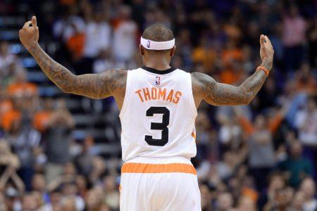 Isaiah Thomas no encajó en Phoenix Suns y acabo siendo traspasado en menos de 6 meses desde su llegada... ¿Les suena la historia? -