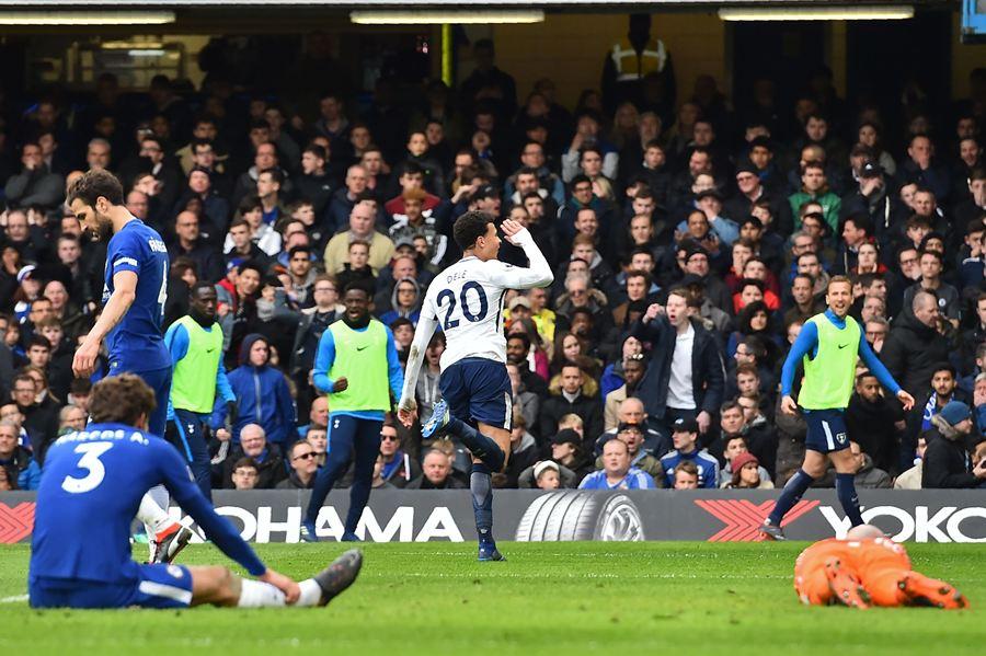 Decepción en Stamford Bridge