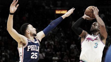 Día 1 de PlayOffs de la NBA.