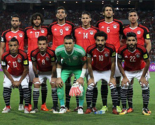 Egipto Mundial Rusia 2018