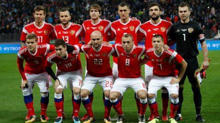 11 titular Rusia