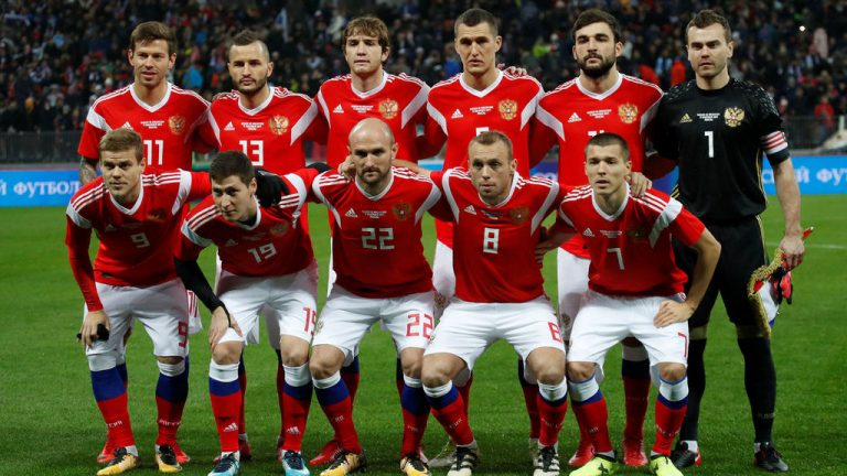 Rusia Mundial 2018