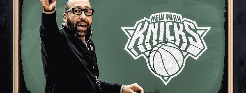 Fizdale nuevo entrenador de los Knicks. Clutchpoints.com