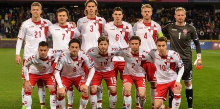 Dinamarca Mundial