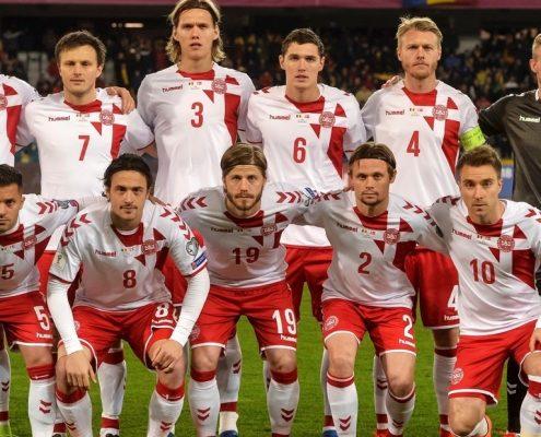 Dinamarca llega al Mundial tras no clasificarse para la Eurocopa de Francia 2016