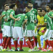 México Rusia 2018