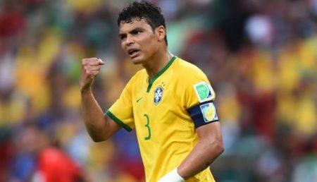 Thiago Silva Brasil
