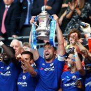 Así quedó el Chelsea campeón de la FA Cup