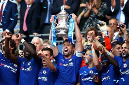 Chelsea, campeón de la FA Cup 2018