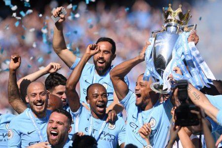 Premier League 2017/2018 Manchester City