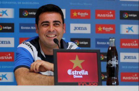 David Gallego liderará los fichajes de Espanyol 2019-2020.