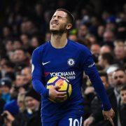 Hazard Chelsea 17/18