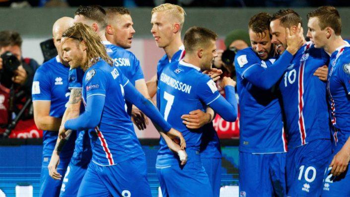 Islandia Mundial Rusia 2018