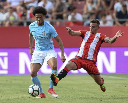 Pablo Maffeo Giron Manchester City