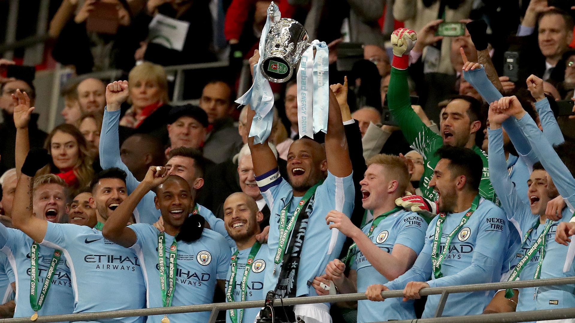 Manchester City campeón Premier League 2017-18