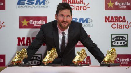 estadísticas de Leo Messi