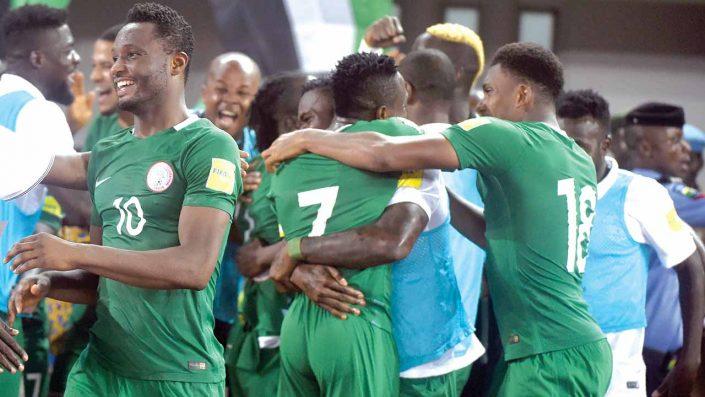 Nigeria Mundial Rusia 2018