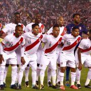 Los incas, sin Paolo Guerrero, vuelven 36 años después