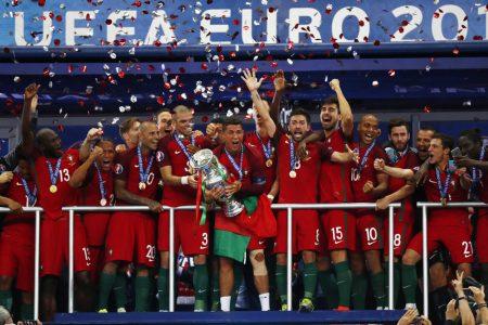 Portugal Campeón de Europa