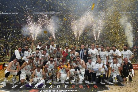 Real Madrid Baloncesto, Campeón Euroliga 2017-2018. www.euroleague.net