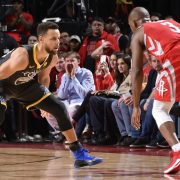 Previa del Game 1 entre Rockets y Warriors