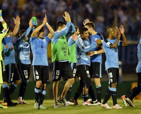 Uruguay Mundial Rusia 2018