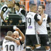 El futuro de los 4 delanteros del Valencia