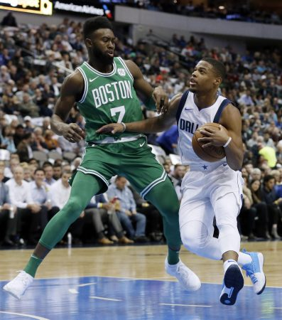 verano de los Dallas Mavericks Jaylen Brown